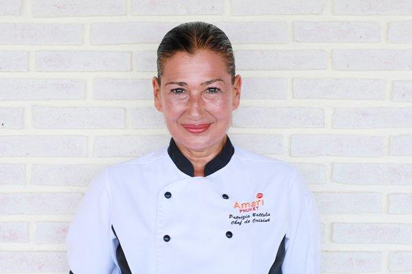 Patrizia Battolu – Chef de Cuisine at La Gritta, Amari Phuket