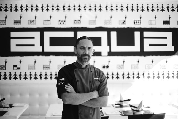 Alessandro Frau - Chef and owner