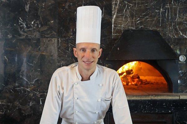 Alessandro Martinelli – Head Chef of Hyatt Regency Phuket