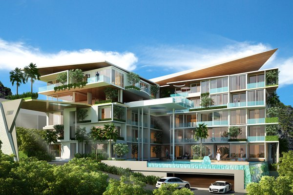 The Emerald Ao Nang condominium @ Krabi