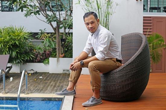 Chuan Suwannakarn - General Manager of Baan Suwantawe