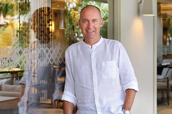 David Ippersiel - General Manager, Phuket Marriott Resort and Spa, Nai Yang Beach