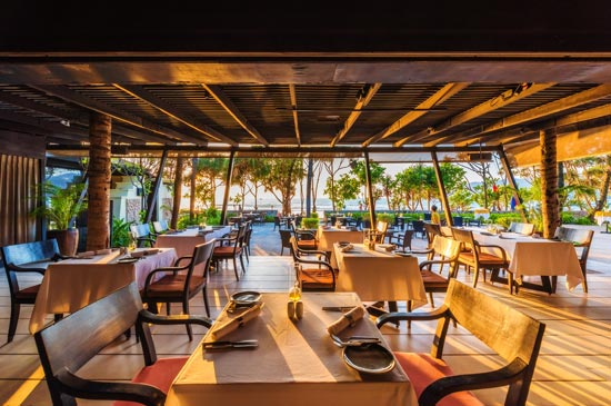 George Newling-Ward - Executive Sous Chef, Impiana Resort Patong