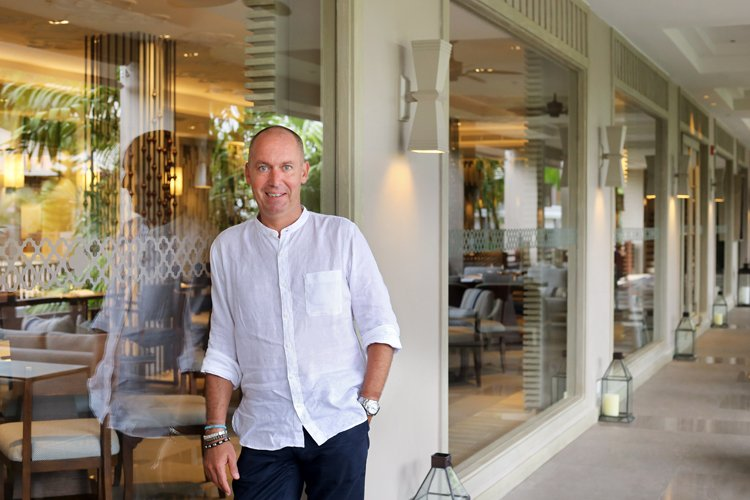 David Ippersiel – GM Phuket Marriott Resort and Spa, Nai Yang