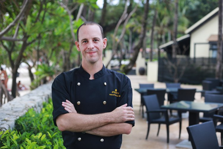 George Newling-Ward – Executive Sous Chef, Impiana Resort Patong