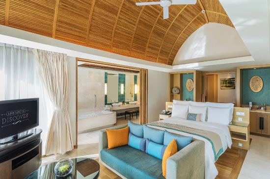 One Bedroom Oceanfront Pool Villas @Renaissance Phuket Resort & Spa