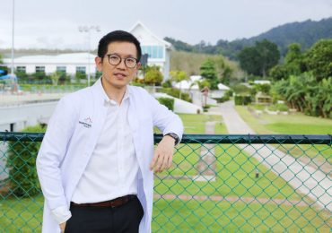 Interview with Dr. Narinthorn Surasinthon – Medical Director at Thanyapura Phuket