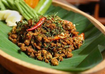 Hanuman Kluekfoen Recipe by Wanon Restaurant