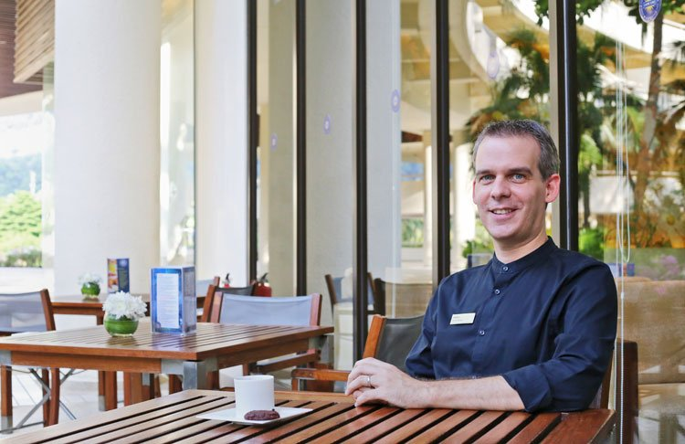 Markus Kaliss General Manager of Hilton Phuket Arcadia Resort & Spa
