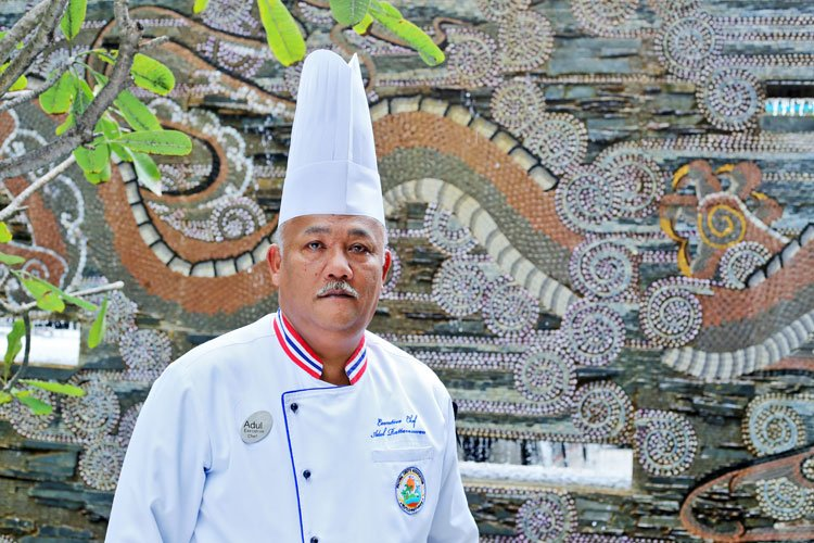 Chef Adul Rattanasuwan – Executive Chef at The KEE Resort & Spa