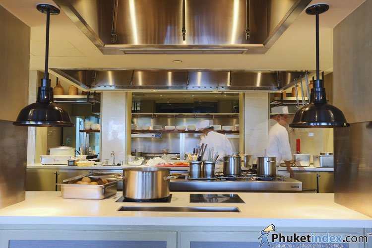 Andaman Kitchen - Phuket Marriott Resort and Spa, Nai Yang Beach