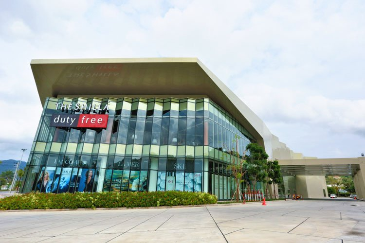 The Shilla Duty Free Phuket – Duty Free shopping in tropical heaven