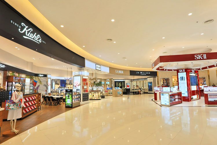 The Shilla Duty Free Phuket - Duty Free shopping in tropical heaven