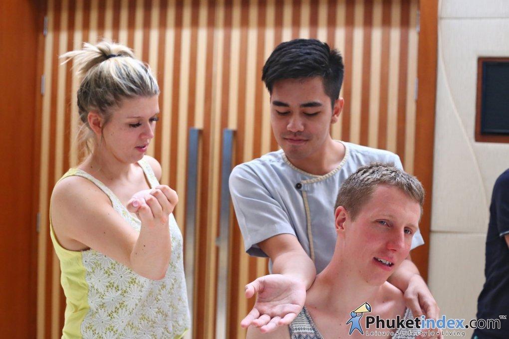 Special Workshop at Quan Spa, Renaissance Phuket Resort & Spa
