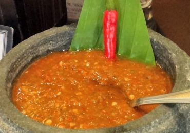 Food Recipes: Shrimp Paste Sauce (Nam Prik Kapi)