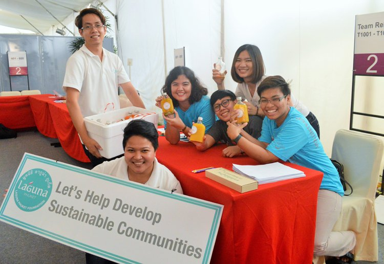 Laguna Phuket: Community Relations & Corporate Social Responsibility
