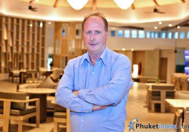 Trevor May – General Manager PhuketMarriottResort & Spa,Merlin Beach