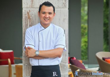 Interview with Chef Rungsimet Para – Pastry Chef at Renaissance Phuket Resort & Spa