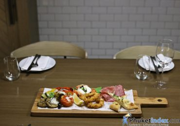 Food Recipes: Antipasti Plank