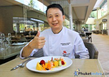 A Talk with Chef Phatsakorn Tatiyaphak (Toto) – Executive Chef at Phuket Marriott Resort & Spa, Merlin Beach