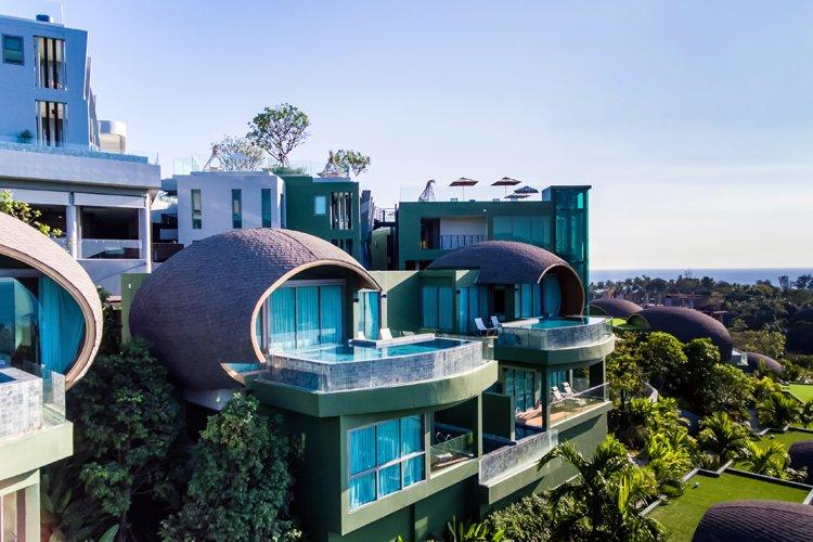 Crest Resort & Pool Villas – Luxury set in Nature