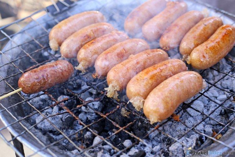 Thai Pork Sausage (Sai Krok Isan)