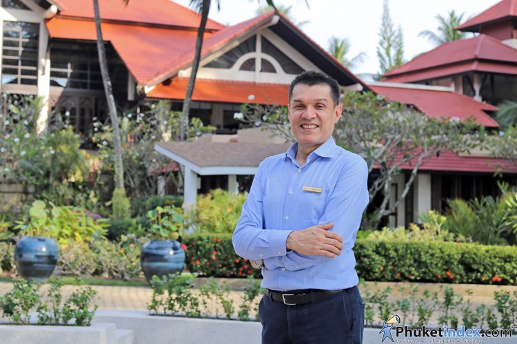 An interview with Gordon Aeria – General Manager of Dusit Thani Laguna Phuket