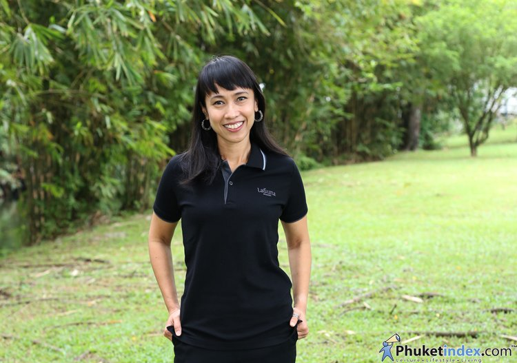 Suratwadee Phetriang - PR & Marketing Communications Manager, Laguna Phuket