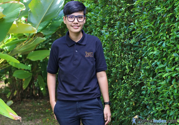 Kanokrod Langputeh - Asst. Marketing Communication Manager, The Vijitt Resort Phuket