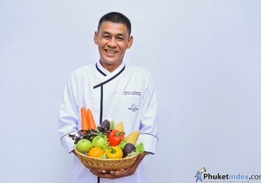 Udomsak Boonsopone (Chef Dom), Thanyapura Health & Sports Hotel