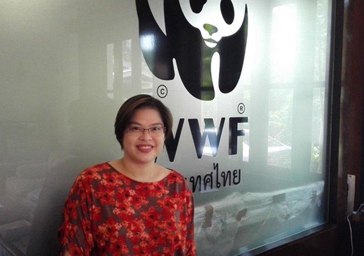 Ms. Pakawan Talawat (Mod) – WWF Thailand