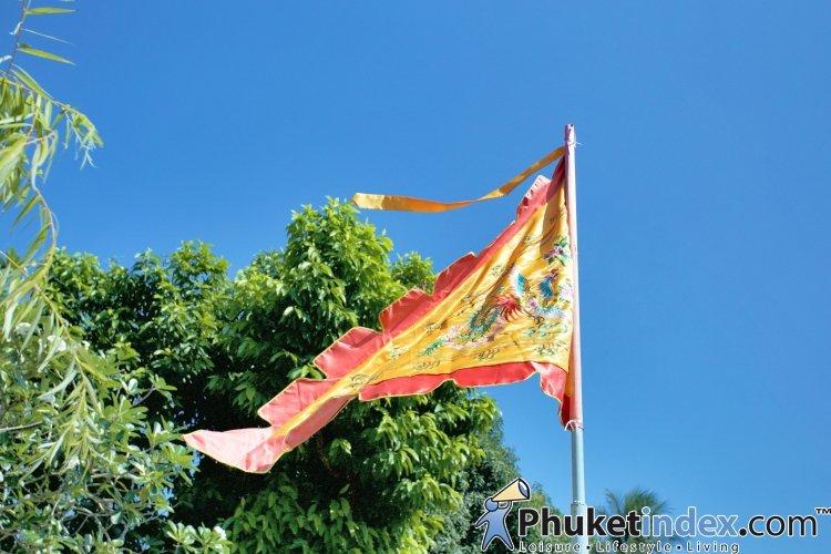 The Old Shrine - Mae Ya Nang Shrine