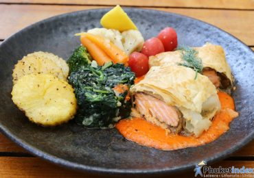 Food Recipes: Norwegian salmon