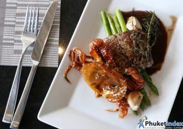 """Food Recipes: Nai Yang """"surf 'n' turf"""""""