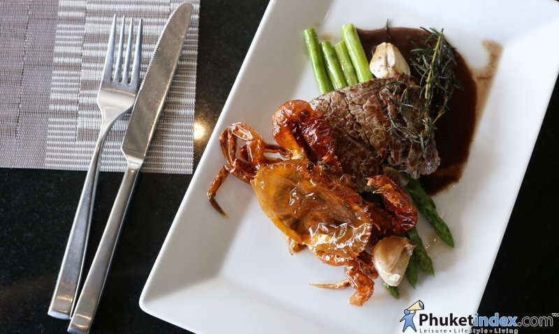 "Food Recipes: Nai Yang ""surf 'n' turf"""