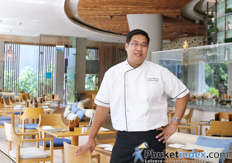 Interview with Chef Sumol Hirunmal - Executive Sous Chef of Renaissance Phuket Resort & Spa