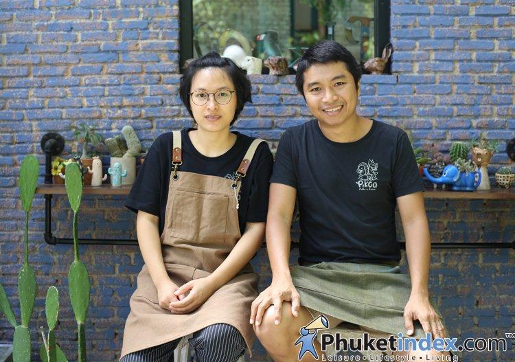Pikgo Café – Indy Café in the Park
