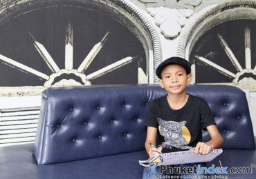 Armani – Wachiravit Samart, A Young Phuket Artist