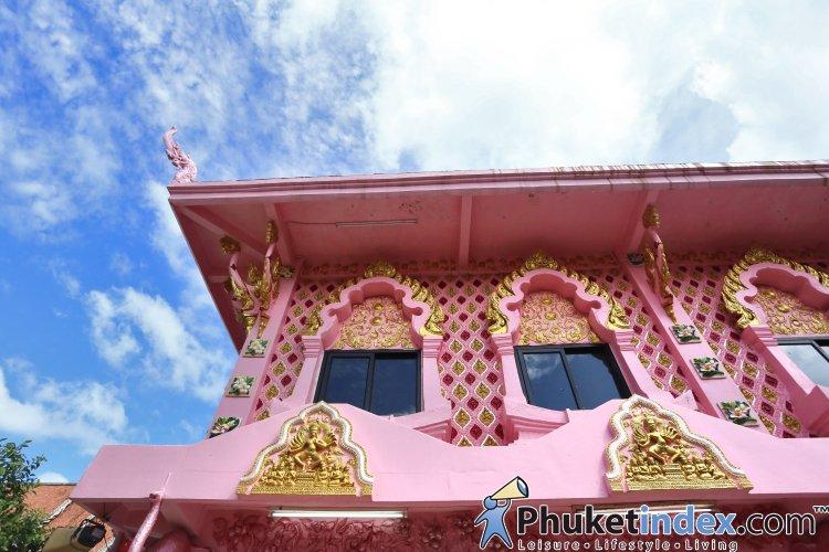New look of Phra Nang Sang Temple