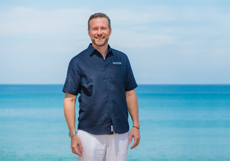 Matthias Y. Sutter - General Manager of JW Marriott Phuket