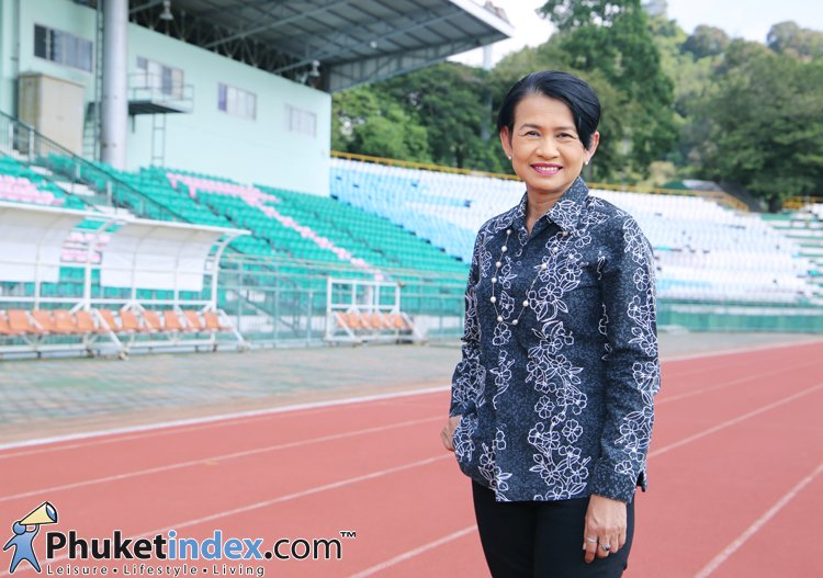 Sirawee Waloh - Director of Tourism and Sports Phuket Office