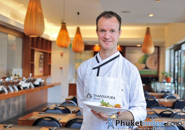Chef Jamie Raftery - His career path and the way to Ayurveda