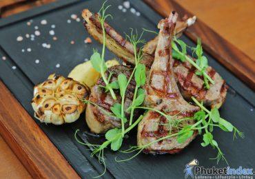 Food Recipes: Costolette di agnello alla griglia (Grilled lamb chops)