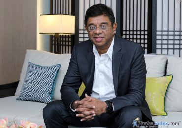 Ravi Chandran, Managing Director of Laguna Phuket