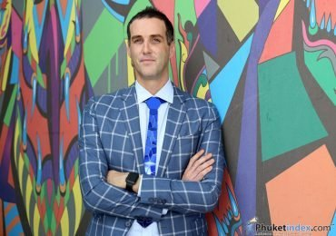 Logan Daley – Hotel Manager of Cassia Phuket