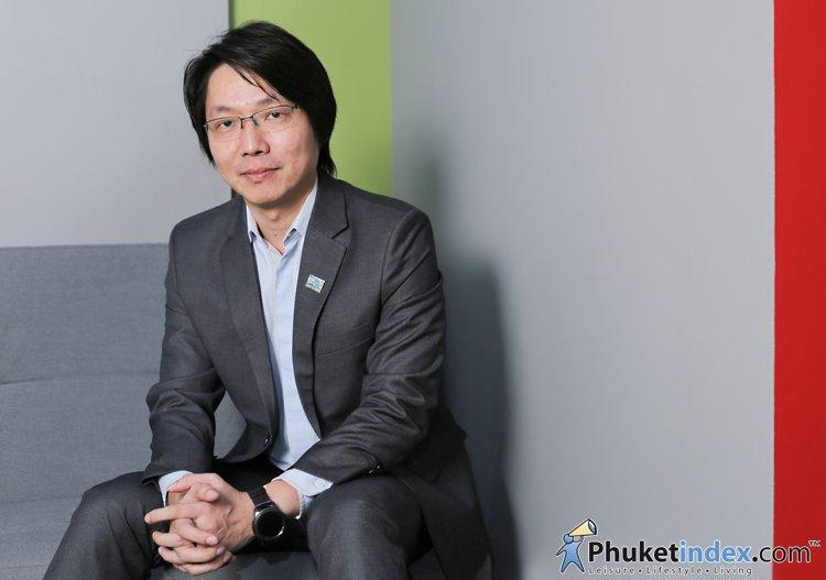 Phattanan Phisutvimol – President of Phuket Real Estate Association