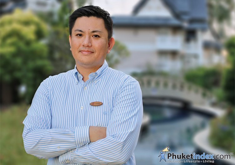 Takehiro Ito - DOSM of Angsana Laguna Phuket & Angsana Villas Resort Phuket