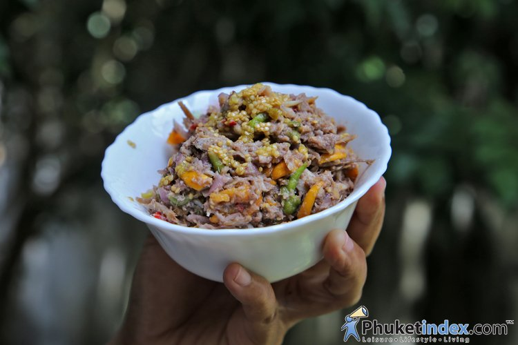 Phuket Paste Chili Sauce (Nam Phrik Pla Ching Chang) By Chef Jorm