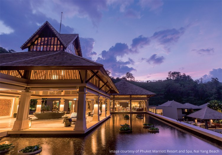 An interview with Gerd Kotlor - General Manager of Phuket Marriott Resort & Spa, Naiyang Beach