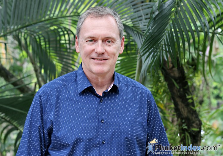 An interview with Gerd Kotlorz – GM of Phuket Marriott Resort and Spa, Naiyang Beach